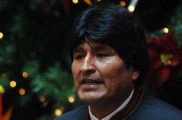 Моралес заявил, что его пытаются незаконно арестовать