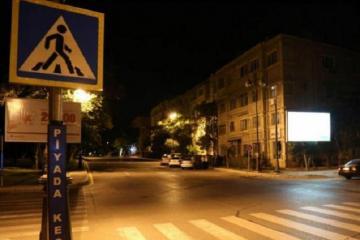 На проспекте Зии Бюньядова сбит пешеход