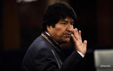 Моралес заявил, что не намерен бежать из Боливии