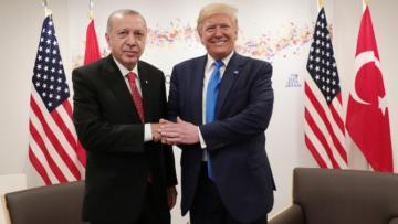 Эрдоган встретится с Трампом в США
