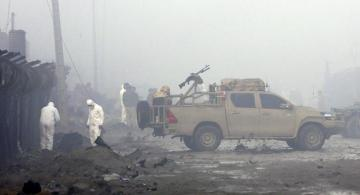 Car bomb explosion in Kabul kills 7, injures 7 others