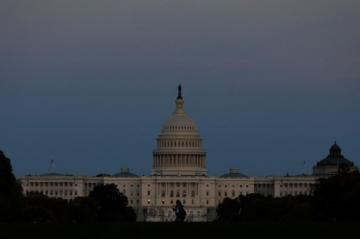 U.S. government posts $134 billion deficit in October