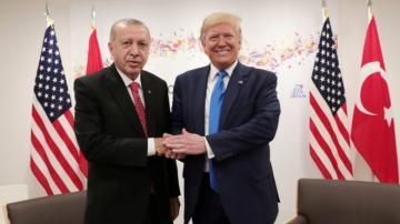 СМИ: Трамп предложил Эрдогану сделку на 100 миллиардов долларов