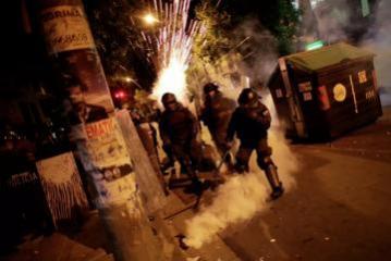 СМИ сообщили о первых погибших в ходе бепорядков в Боливии