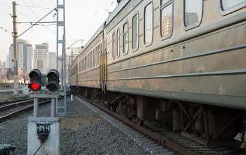 В Хачмазе поезд сбил насмерть юношу