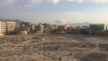 У здания МВД в Кабуле произошел взрыв