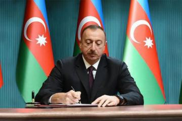 President Ilham Aliyev allocates AZN 5 mln. for Azersu OJSC