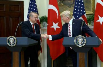 "Trump: ""Turkey is a great NATO ally and a strategic partner of the United States"""
