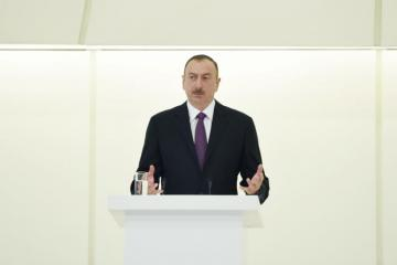 "Azerbaijani President: ""All of our historical monuments, tombs and mosques destroyed by Armenians"""