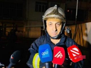 В Баку в высотном здании сгорели 6 квартир- [color=red]ФОТО[/color] - [color=red]ОБНОВЛЕНО[/color]