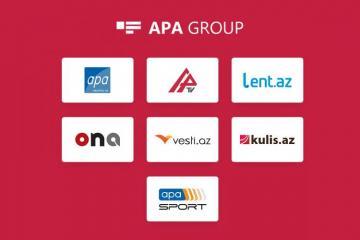 """""""APA-Group""""a daxil olan saytların vahid mobil tətbiqi istifadəyə verilib"""