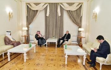 Azerbaijani President receives Secretary General of KAICIID International Centre for Interreligious and Intercultural Dialogue - [color=red]UPDATED[/color]