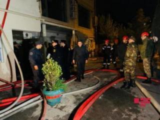 Установлены личности всех пострадавших при пожаре в высотке в Баку