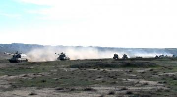 Rocket and Artillery Troops began to carry out the tasks of operational exercises - [color=red]VIDEO[/color]