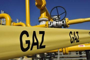 Azerbaijan increases gas export by 55%