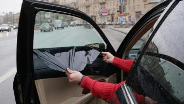 Drivers will not be fined for using sunshades and tinting films for rear side windows in Azerbaijan