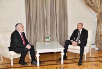 Президент: Надеемся, что еврейские общины в мире заставят правительство Армении снести этот памятник