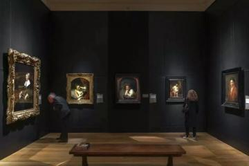 Naməlum şəxslər Londonda Rembrandtın iki rəsm əsərini oğurlamaq istəyiblər