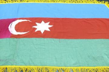 Azadlıq meydanında qaldırılan ilk Azərbaycan bayrağı - [color=red]REPORTAJ[/color]