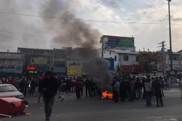 Иран охватили протесты из-за подорожания бензина