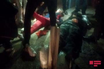 Bakı-Quba yolunda baş vermiş qəzada yaralananlardan 2-si ölüb - [color=red]FOTO [/color]- [color=red]YENİLƏNİB[/color]
