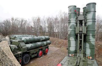 Турция весной введет в строй российские С-400