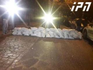 Протестующие начали возводить баррикады у парламента Грузии