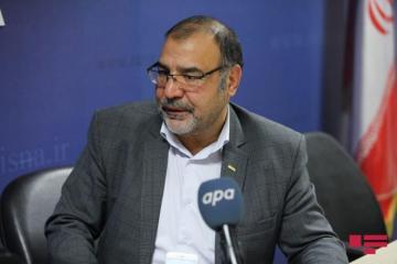 Гендиректор иранского информагентства İSNA поздравил АПА