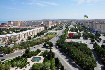 Sumqayıt şəhərinin yubileyi ilə əlaqədar bayram tədbiri keçiriləcək