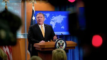 США признали поселения Израиля на территории Палестины