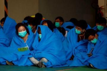 U.N. decries Hong Kong protesters' violence, calls for calm