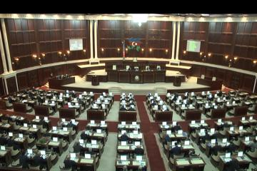 Second legislation package discussed in Azerbaijani Parliament