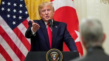 Трамп пригрозил Китаю пошлинами в случае провала торговой сделки