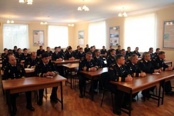 Working meetings were held as part of the Defense Education Enhancement Program