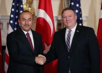 Mike Pompeo to meet with Mevlut Cavusoglu