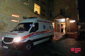 В результате ДТП в Баку пострадали 4 человека