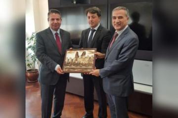 В МИД Турции проведены обсуждения в связи с нагорно-карабахским конфликтом