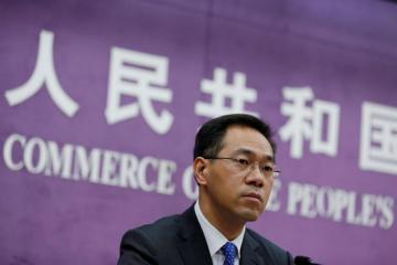 China says it will strive to reach 'phase one' trade deal with U.S.