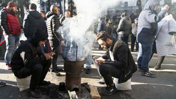 В Тбилиси суд счел виновной часть задержанных активистов