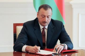 "President awarded Mahir Aslanov the Order ""For Service to the Motherland"""