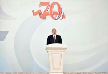 Ильхам Алиев: Эта антинациональная группа, незаконно захватившая власть в 1992 году, вела Азербайджан к пропасти