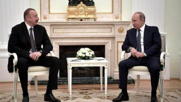 Azerbaijani President to meet with Putin on December 20