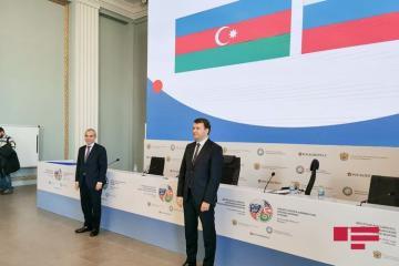 Plenary session of 10th Russian-Azerbaijan Interregional Forum held in Moscow