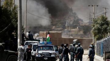 В Кабуле подорвали автомобиль ООН, есть жертвы