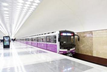 Восстановлено движение поездов Бакинского метрополитена - [color=red]ОБНОВЛЕНО[/color]