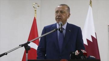 Erdogan: 'Turkey-Qatar force command serves stability of region'