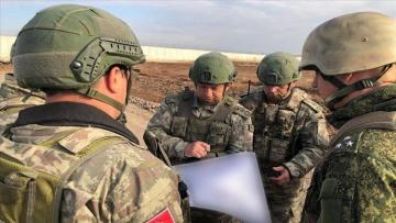 Turkey, Russia complete 11th joint patrol in N.Syria