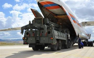 Turkey to fly F-16s near Ankara to test S-400 radar systems