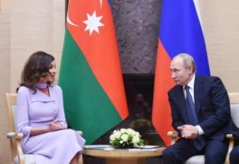 Geopolitical significance of official visit of Mehriban Aliyeva to Russia - [color=red]OPINION OF RUSSIAN EXPERTS[/color]