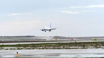 Самолет Ереван-Москва совершил вынужденную посадку